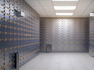 Φωτογραφία για Κινηματογραφική κλοπή από θυρίδες τράπεζας στο Νέο Ψυχικό