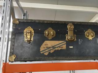 Φωτογραφία για Ανοίγουν οι βαλίτσες της Φρειδερίκης που βρέθηκαν στο Τατόϊ