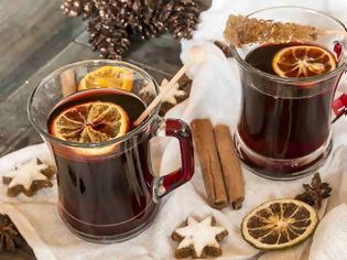 Φωτογραφία για Ζεστό κρασί Ρόφημα του χειμώνα που κάνει καλό στο κρύωμα, μπούκωμα, βήχα και στην παρέα
