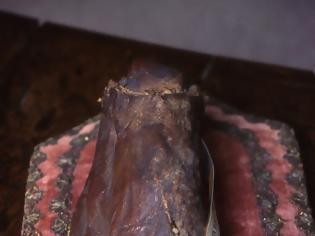 Φωτογραφία για Το αδιάφθορο δεξί πόδι του Αποστόλου Ανδρέα. Καθεδρικός Ναός του Σωτήρος Χριστού της Αιξ-αν-Προβάνς