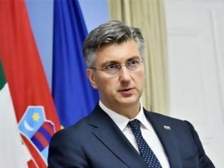 Φωτογραφία για Σε καραντίνα ο Κροάτης πρωθυπουργός - Θετική η σύζυγός του