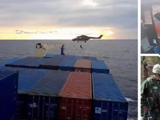 Φωτογραφία για Χαστούκι» για την τουρκική υπεροψία ήταν η νηοψία στο φορτηγό πλοίο