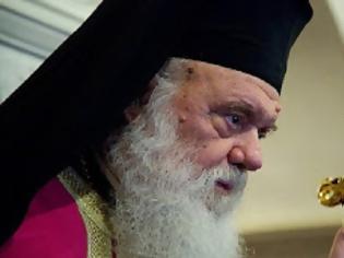 Φωτογραφία για Ο Αρχιεπίσκοπος Ιερώνυμος πήρε εξιτήριο από τον Ευαγγελισμό