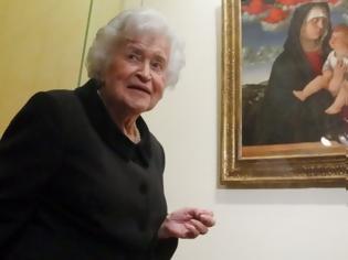 Φωτογραφία για Πέθανε από επιπλοκές του κορωνοϊού η εμβληματική πρόεδρος του Μουσείου Πούσκιν