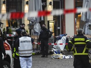 Φωτογραφία για Γερμανία: Τους πέντε έφθασαν οι νεκροί εξαιτίας της επίθεσης με αυτοκίνητο εναντίον πεζών στο Τρίερ-