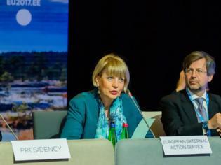 Φωτογραφία για Η Γερμανίδα Χέλγκα Σμιτ, αναμένεται να αναλάβει ΓΓ του Οργανισμού για την Ασφάλεια και τη Συνεργασία στην Ευρώπη