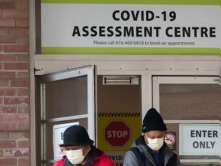 Φωτογραφία για Πανδημία-Καναδάς: Ξεπέρασαν τα 380.000 τα κρούσματα, σχεδόν 12.200 θάνατοι