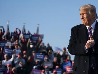 Φωτογραφία για ΗΠΑ: Ο Τραμπ απαιτεί από τον κυβερνήτη της Τζόρτζια «να ακυρώσει» τις εκλογές
