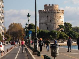Φωτογραφία για Δεν «σπάει» η αλυσίδα μετάδοσης στη Βόρεια Ελλάδα