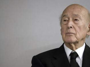 Φωτογραφία για Απεβίωσε από επιπλοκές του κορωνοϊού ο πρώην πρόεδρος της Γαλλίας Βαλερί Ζισκάρ Ντ' Εστέν