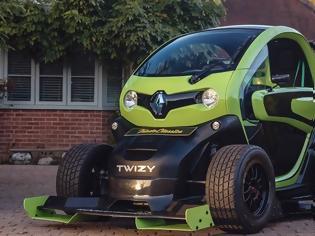 Φωτογραφία για Renault Twizy  F1?