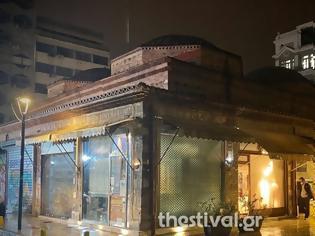 Φωτογραφία για Ριφιφί για κλάματα σε κοσμηματοπωλείο της Θεσσαλονίκης: Πήραν άδεια κουτιά, ξέχασαν και το κινητό τους