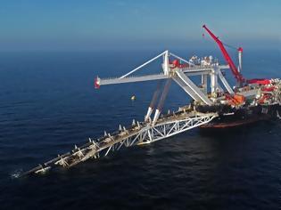 Φωτογραφία για ΗΠΑ σε Γερμανία: Μορατόριουμ στην ολοκλήρωση της κατασκευής του Nord Stream 2