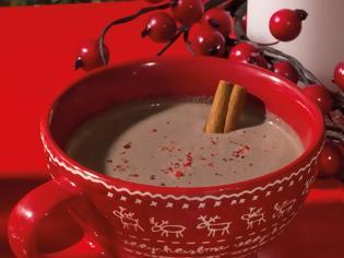 Φωτογραφία για Τα καλά μιας ζεστής σοκολάτας. Κατά της κατάθλιψης και κόπωσης. Συνταγή σοκολάτα με πιπέρι