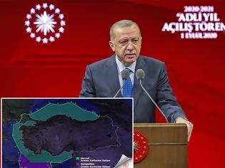 Φωτογραφία για Fake News από τον Ερντογάν: Η Ελλάδα και όχι η Τουρκία, η χώρα με την μεγαλύτερη ακτογραμμή στην Αν. Μεσόγειο