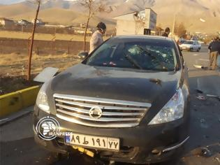 Φωτογραφία για Ιράν: «Ο Φαχριζαντέχ δολοφονήθηκε με πολυβόλο ελεγχόμενο από δορυφόρο»