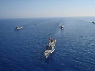 Φωτογραφία για Νέα πειρατική ενέργεια από την Τουρκία: Αυξάνει την «επιτήρηση» στην Ανατολική Μεσόγειο