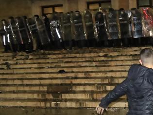 Φωτογραφία για Χάος στην Αλβανία: Κύμα οργής μετά τον θάνατο 25χρονου από αστυνομικά πυρά