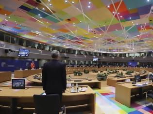 Φωτογραφία για Σύνοδος Κορυφής: «H καταδίκη της τουρκικής προκλητικότητας απέναντι στην ΕΕ υπήρξε απόλυτη και σαφής»