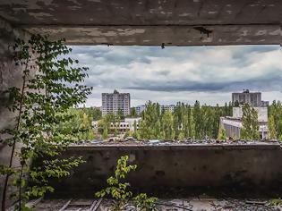 Φωτογραφία για Μνημείο Παγκόσμιας Κληρονομιάς της Unesco το Τσέρνομπιλ;