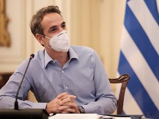 Φωτογραφία για Μητσοτάκης: Την επόμενη εβδομάδα η εφαρμογή του gov.gr για κινητά τηλέφωνα