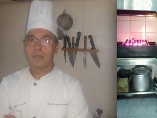 Φωτογραφία για Αυτός είναι ο μάγειρας-κατάσκοπος του Καστελόριζου