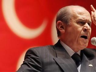 Φωτογραφία για Μπαχτσελί: Ζητά την απαγόρευση του φιλοκουρδικού κόμματος HDP στην Τουρκία