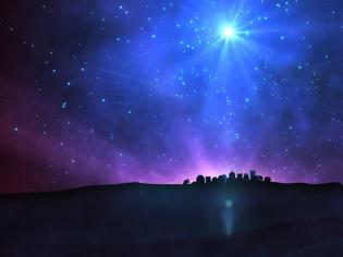 Φωτογραφία για «Άστρο της Βηθλεέμ»: Ορατή η «Σύνοδος» Δία - Κρόνου για δύο ώρες τη Δευτέρα