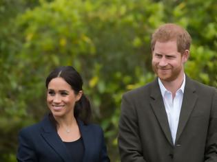 Φωτογραφία για Πρίγκιπας Harry-Meghan Markle: Κέρδισαν τη δίκη εναντίον παπαράτσι που φωτογράφησαν τον Archie