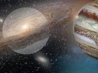 Φωτογραφία για Σύζευξη Δία - Κρόνου: Το εντυπωσιακό φαινόμενο που έχει να συμβεί 400 χρόνια
