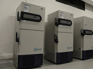 Φωτογραφία για Κορωνοϊός: Αυτά είναι τα ψυγεία στα οποία θα συντηρηθούν τα εμβόλια στην Αττική