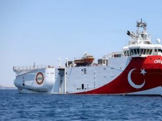 Φωτογραφία για Τουρκία εξέδωσε NAVTEX για το Oruc Reis μέχρι τον Ιούνιο