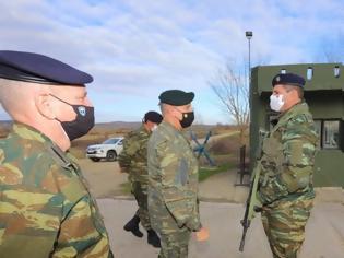 Φωτογραφία για Σε Άραξο, Ανατολική Μακεδονία και Θράκη ο αρχηγός ΓΕΕΘΑ