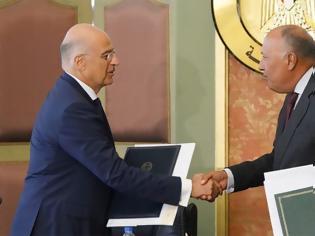 Φωτογραφία για Αναρτήθηκε στον ΟΗΕ η συμφωνία Ελλάδας-Αιγύπτου για την ΑΟΖ