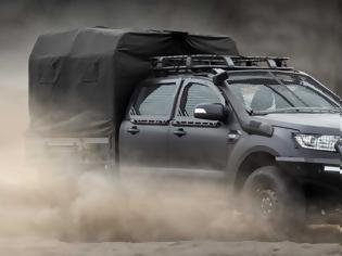 Φωτογραφία για Ford Ranger: Το απόλυτο όχημα επιβίωσης