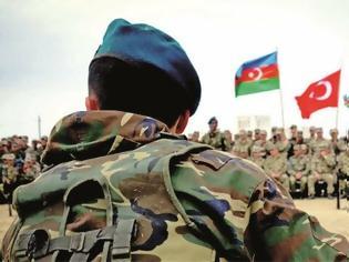 Φωτογραφία για Τούρκοι στρατιώτες στο Αζερμπαϊτζάν για την επιτήρηση της εκεχειρίας