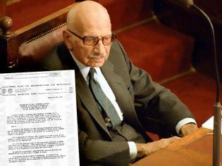 Φωτογραφία για Ντοκουμέντo: Ο Ζολώτας περιγράφει τις αντιδράσεις για την ιστορική του ομιλία