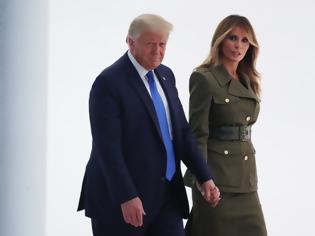 Φωτογραφία για Τραμπ: Fake news τα περιοδικά μόδας αφού σνόμπαραν την... καλύτερη Πρώτη Κυρία!