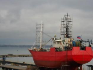 Φωτογραφία για Ρωσικό αλιευτικό ναυάγησε στη θάλασσα Μπάρεντς - 17 αγνοούμενοι
