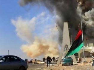 Φωτογραφία για Γαλλία: Δεν υπάρχει καμία στρατιωτική λύση στη Λιβύη - Προτεραιότητα η κατάπαυση του πυρός