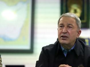 Φωτογραφία για Προκαλεί ξανά ο Ακάρ: «Η Ελλάδα δεν έρχεται να συζητήσουμε γιατί φοβάται»