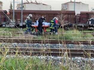 Φωτογραφία για Λάρισα: Νεαρή κοπέλα «χτυπήθηκε» από ρεύμα στις γραμμές του τρένου