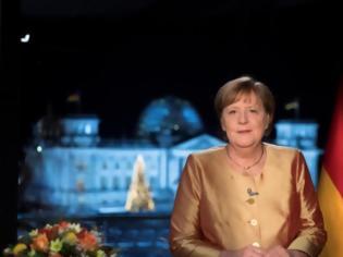 Φωτογραφία για Μέρκελ: «Η Γερμανία δεν έχει ακόμη ξεπεράσει την ιστορική κρίση της πανδημίας
