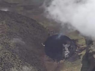 Φωτογραφία για Bίντεο: Έτοιμο να εκραγεί ηφαίστειο στον Άγιο Βικέντιο