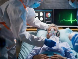 Φωτογραφία για Κοροναϊός: Διασωληνωμένοι 429. 43 νέοι θάνατοι. 597 τα νέα κρούσματα