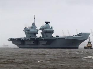Φωτογραφία για Γιατί το βρετανικό Βασιλικό Ναυτικό έστειλε 4 πολεμικά πλοία στη Μάγχη την 1η μέρα του Brexit;