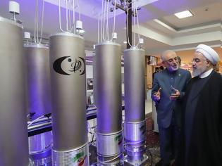 Φωτογραφία για Τι είναι το εμπλουτισμένο ουράνιο που ξανάρχισε να παράγει το Ιράν
