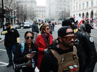 Φωτογραφία για ΗΠΑ: Συνελήφθη ο αρχηγός της ακροδεξιάς οργάνωσης «Proud Boys»