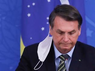 Φωτογραφία για Μπολσονάρου: Η Βραζιλία χρεοκόπησε, δεν μπορώ να κάνω τίποτα