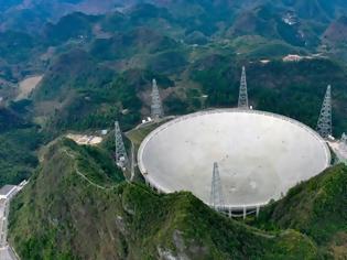 Φωτογραφία για Κίνα: Ξεκινά την αναζήτηση εξωγήινης ζωής - «Ανοίγει» τη χρήση του τηλεσκοπίου FAST σε ξένους ερευνητές